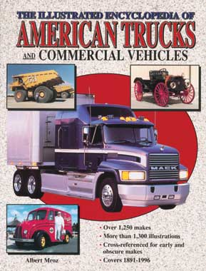 Модель 1:1 The Illustrated Encyclopedia of American Trucks and Commercial Vehicles