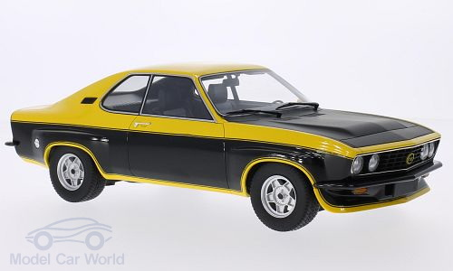 Модель 1:18 Opel TE 2800 - yellow/black