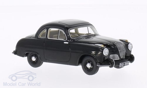 Модель 1:43 Hanomag Partner - black