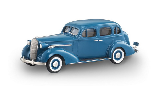 Модель 1:43 Buick Special 4-door M-41 - Trouville Blue