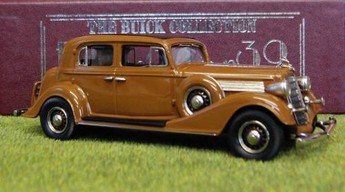 Модель 1:43 Buick Series 90 5-PASSENGER Sedan M-97 - Poney Brown