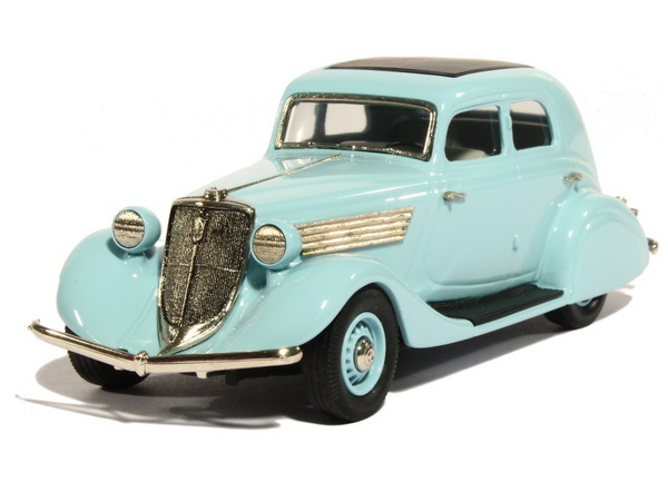 Модель 1:43 Studebaker Commander Land Cruiser Sedan - bruce light blue