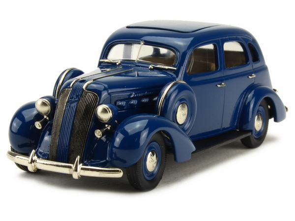 Модель 1:43 Graham Supercharged 116 4-door Sedan - feedom blue