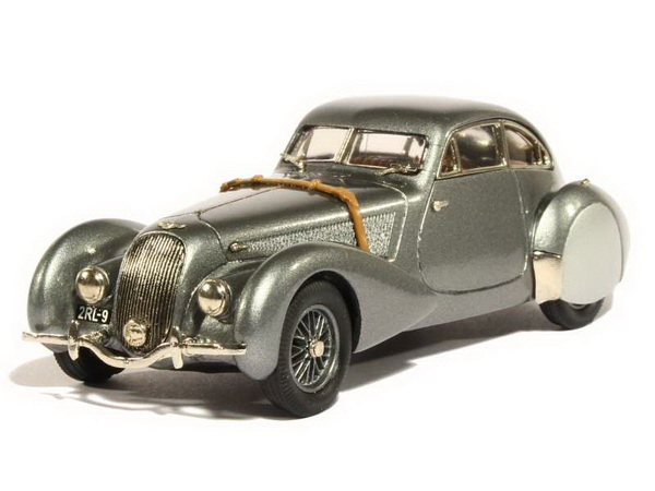 Модель 1:43 Bentley Embiricos 'Original Car' 1939 - Gunmetal