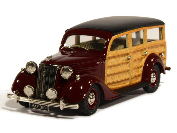 Модель 1:43 Ford Pilot Station Wagon - maroon