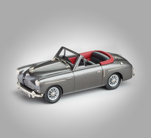 Модель 1:43 Austin A40 Sports Convertible – Gunmetal