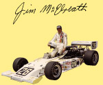 Модель 1:18 Indy 500 №26 `Circle City Coal` (Jim McElreath)