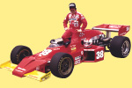 Модель 1:18 Indy 500 №38 `Theodore Racing` (Clay Regazzoni)