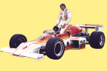 Модель 1:18 Indy 500 Cliff Hucul №29 ~Hucul Racing~