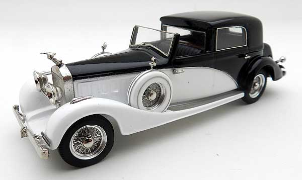 Модель 1:43 Hispano-Suiza K6 Coupe Chauffeur - KIT
