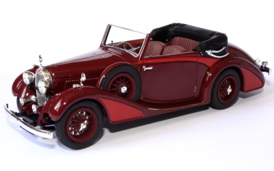 Модель 1:43 Bugatti T57 James Young Cabrio Ch.№57169