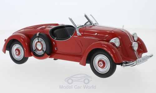 Модель 1:18 Mercedes-Benz 150 (W30) Sport-Roadster - red (L.E.300pcs)