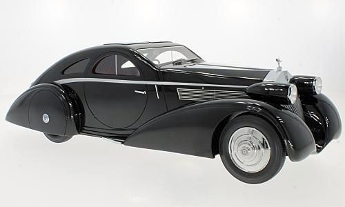 Модель 1:18 Rolls-Royce Phantom Jonckheere Coupe - black (L.E.504pcs)