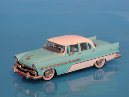 Модель 1:43 Plymouth Savoy 4-door Sedan