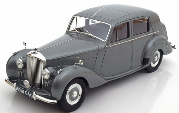 Модель 1:18 Bentley Mk VI Saloon - grey