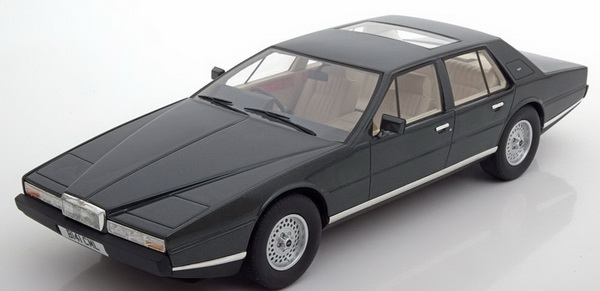 Модель 1:18 Aston Martin Lagonda 1985 - dark green