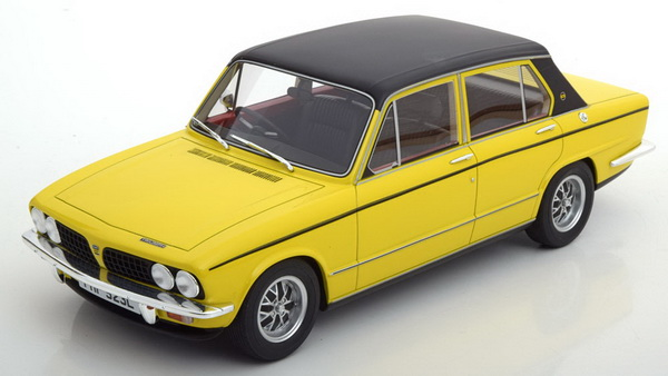Модель 1:18 Triumph Dolomite Sprint 1975 - Yellow/black