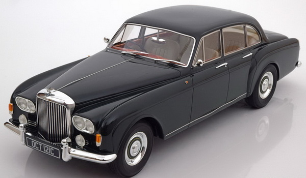 Модель 1:18 Bentley SIII Continental Flying Spur - green