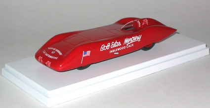 Модель 1:43 Hill-Davis «City of Burbank» Bob Estes Bonneville FIA Class Cint. Record