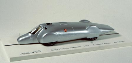 Модель 1:43 ART ARFONS~ GREEN MONSTER ~ANTEATER~, 1960