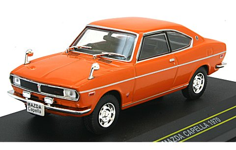 Модель 1:43 Mazda CAPELLA COUPE - Orange