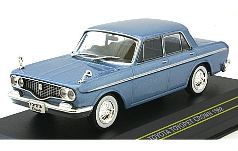 Модель 1:43 TOYOTA TOYOPET CROWN 1962 - Blue