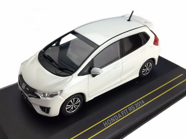 Модель 1:43 HONDA FIT RS 2014 - White