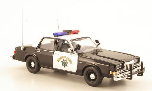 Модель 1:43 Dodge Diplomat - California Highway Patrol