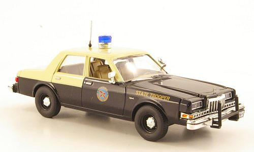 Модель 1:43 Dodge Diplomat - Florida Highway Patrol