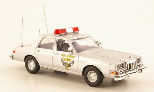 Модель 1:43 Dodge Diplomat - Ohio State Highway