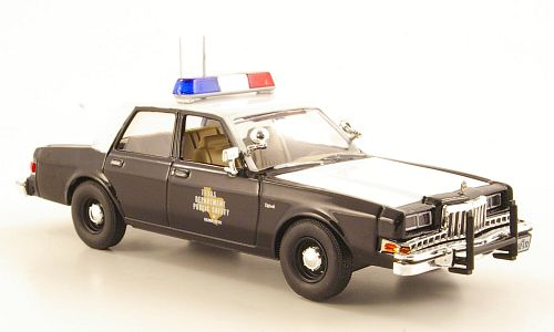 Модель 1:43 Dodge Diplomat - Texas Highway Patrol