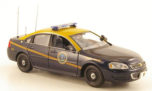 Модель 1:43 Chevrolet Impala - West Virginia State Police