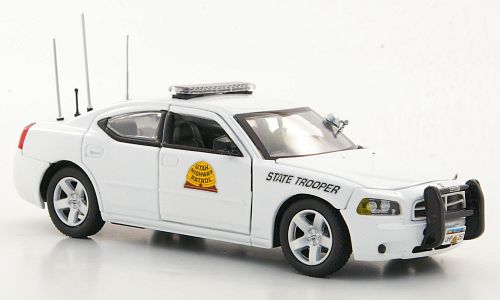 Модель 1:43 Dodge Charger - Utah Highway Patrol - State Trooper
