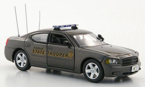 Модель 1:43 Dodge Charger - Kansas Highway Patrol - State Trooper