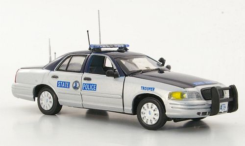 Модель 1:43 Ford Crown Victoria - Virginia State Police - State Trooper