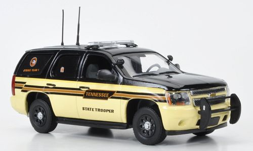 Модель 1:43 Chevrolet Tahoe - Tennessee Highway Patrol