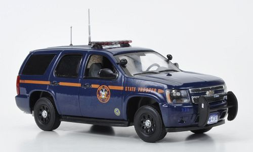 Модель 1:43 Chevrolet Tahoe - New York State Police