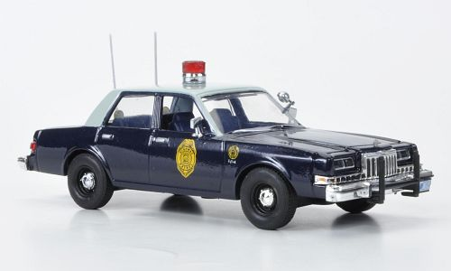 Модель 1:43 Dodge Diplomat - Kansas Highway Patrol