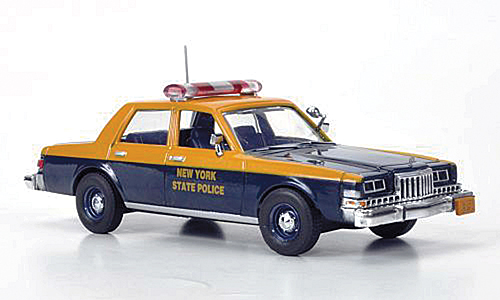 Модель 1:43 Dodge Diplomat - New York State Police