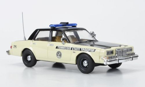 Модель 1:43 Dodge Diplomat - Tennessee Highway Patrol