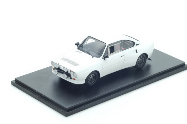Модель 1:43 Škoda 130 RS Plain body version - White