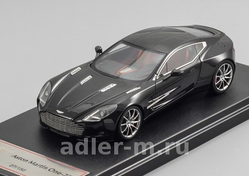 Модель 1:43 Aston Martin One 77 - black