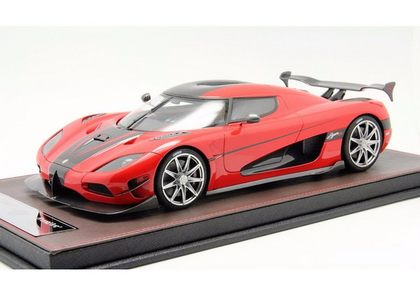 1:43 #f025-02 Frontiart GTA Spano-White