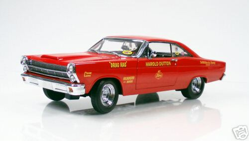 Модель 1:18 HAROLD DUTTON DRAG Fairlane