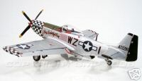 Модель 1:35 USAAF John D.Landers «Big Beautiful Doll» P-51D Mustang