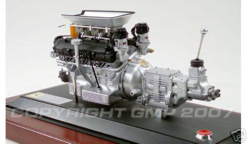 Модель 1:6 12 Cylinder Ferrari 250 Berlinetta Replica Engine
