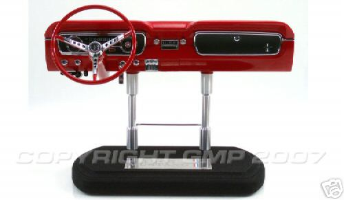 Модель 1:6 GMP DESKTOP DASHBOARD Ford Mustang