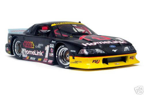 Модель 1:18 1 Paul Gentilozzi Homelink Mustang/ Trans Am