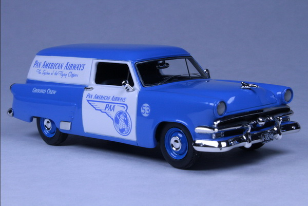 "Модель 1:43 Ford Courier ""Pan American, The System of the Flying Clippers"" 1953"