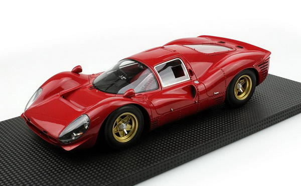 Модель 1:18 Ferrari 330 P4 PRESS VERSION N 0 1967